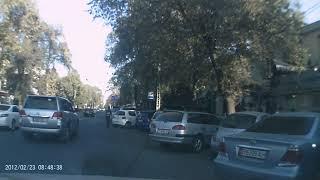 Пдд Бишкек Кыргызстан. Правила проезда перекрестка