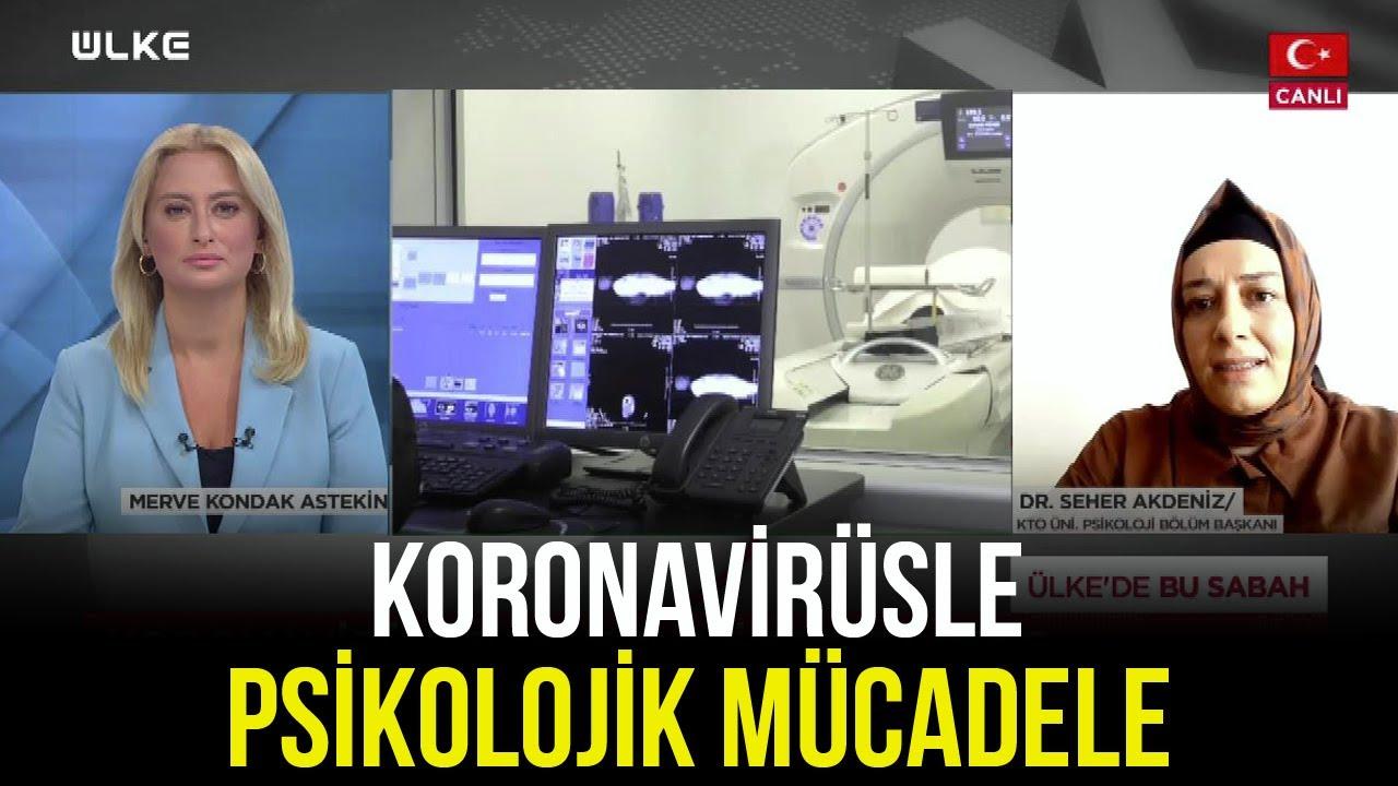Koronavirüs Kısıtlamaları Geri Gelecek mi? - Seher Akdeniz | Ülke'de Bu Sabah - 12 Ağustos 2020