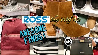 Ross Dress For Less SHOP WITH ME Shoes & Handbags PRADA Michael Kors miu miu