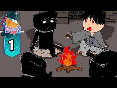 Minecraft Sans SMP - Pertemuan Para Peserta (1)