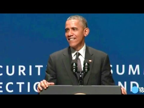 TOP 10 Barack Obama Jokes (dbate)