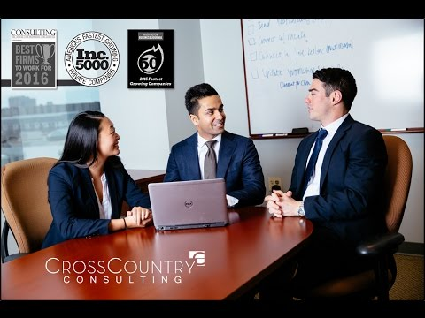 CrossCountry - Your Consulting Career Reimagined