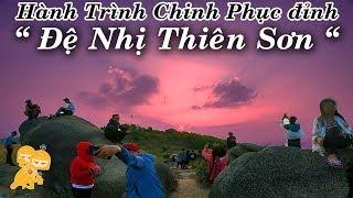 Trải nghiệm leo Núi Chứa Chan trong đêm cùng Leader Kinh Tế - Xe Ôm Vlog