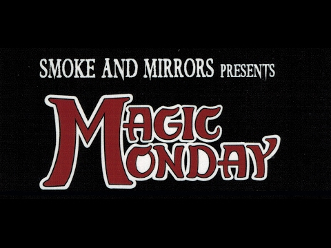 David Deeble @ Magic Monday LA 2016
