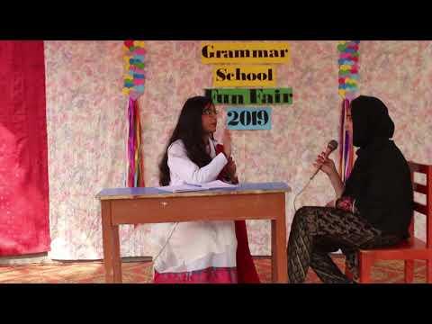 Doctor Patient Funny Skit | Broadway Grammar School