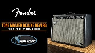 Tone Master Deluxe Reverb from Fender - In-Depth Demo!