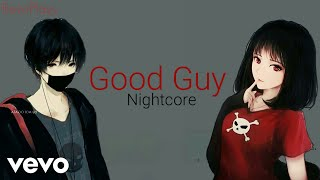 Eminem - Good Guy ft. Jeesie Reyez || Nightcore (Switching Vocals) with Lyrics