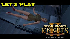Let's Play Star Wars: Knights of the Old Republic 2 - Die Sith Lords