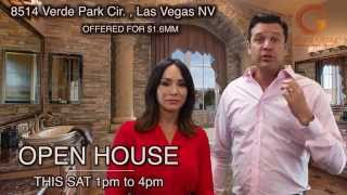 8514 Verde Park Open House Sat May 9th 1pm  To 4pm