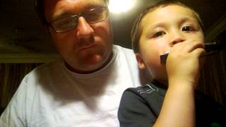 Police Car Song - Firetruck Song - Ambulance Song - Harmonica & Piano Duet