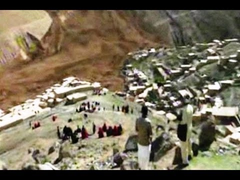 BREAKING NEWS: Afghanistan Landslide KILLS At Least 2500 People!!!