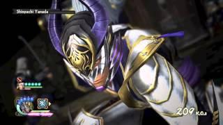 SAMURAI WARRIORS 4-II PC GAMEPLAY!!!!!!!!