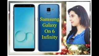 Samsung Galaxy On6 Infinity Smartphone !Unboxing, Review and Features!!! Flipkart sale