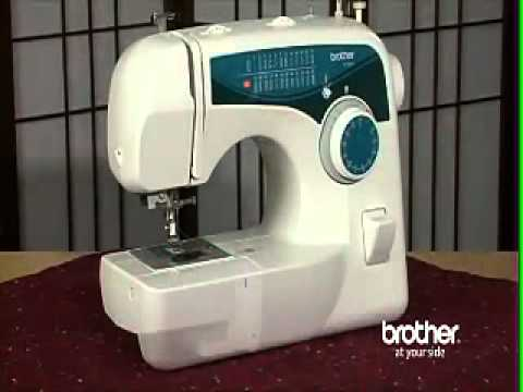 Brother LS40 YouTube Inspiration Brother Sewing Machine Ls2125