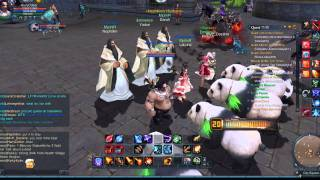 ForsakenWorld - Panda meeting