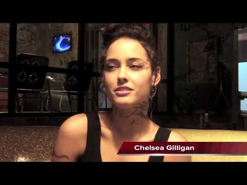 Chelsea Gilligan Talks STARCROSSED on the set