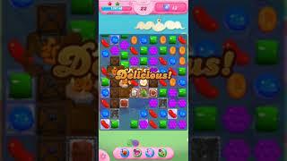 Candy Crush Saga Level 1367 - No Boosters