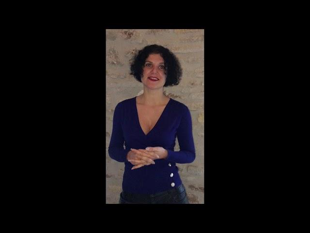 Témoignage Séminaire AB#2 Amandine COUVIDOUX