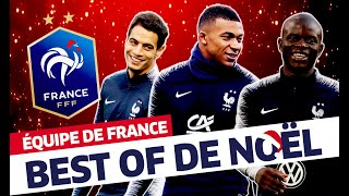 Best Of de Noël, Equipe de France I FFF 2019