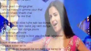 sheela ki jawani lyrics full song.flv