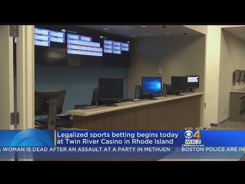 Sports Betting Begins In Rhode Island