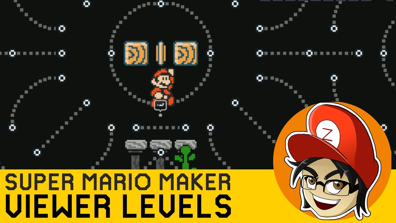 ... the Ruins | Super Mario Maker Livestream Feb 18 2017 Part 1 - YouTube