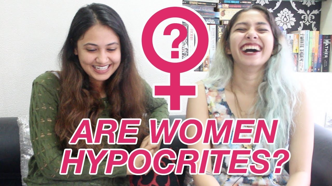Are Women Hypocrites? ft. Captain Nick | Equalist Aastha - YouTube