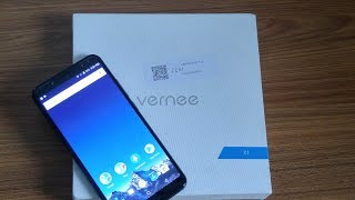 Vernee X1   6GB RAM, 64GB ROM   Review & Unboxing [HD]
