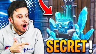 I've tried THE TOP 1 WITH this SECRET COMT ON FORTNITE! IT'S NOT GOING WELL... 😪