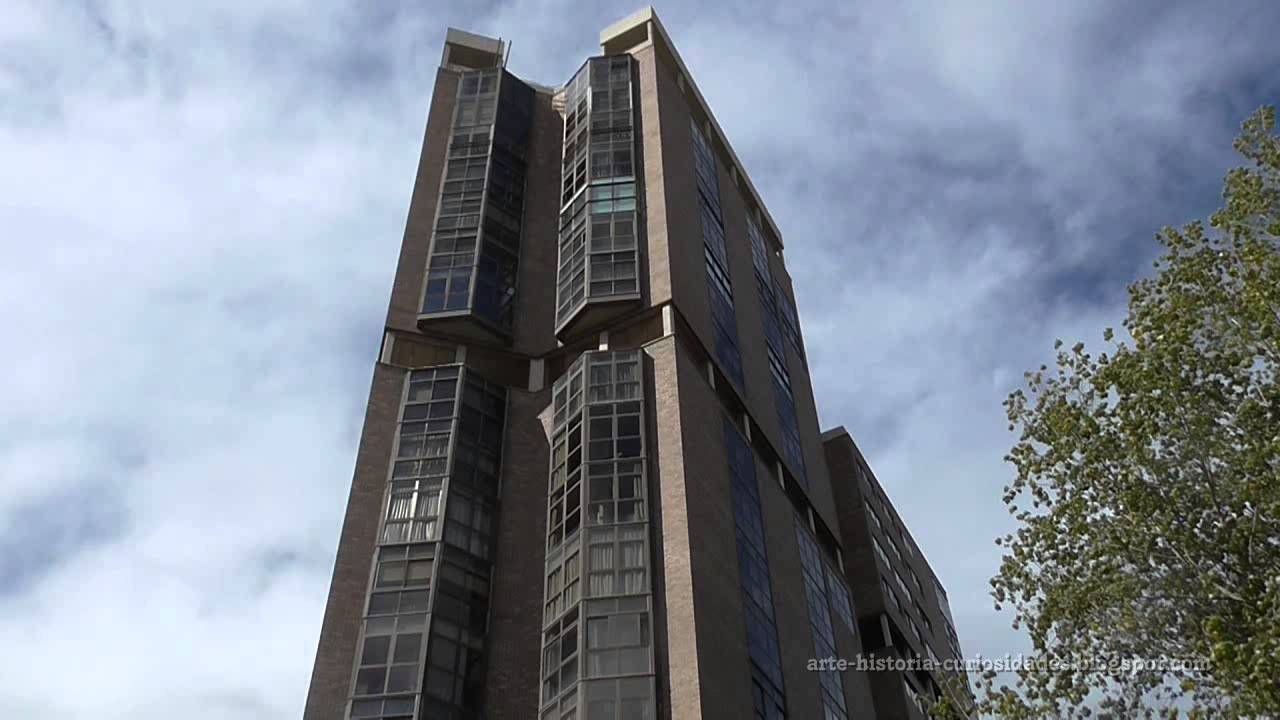 El edificio m s alto de navarra edificio singular - Edificio singular pamplona ...
