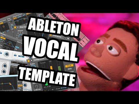 How To Mix Vocals Using Ableton Plugins