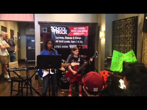 School of Rock Gambrills at the Red Red Wine Bar