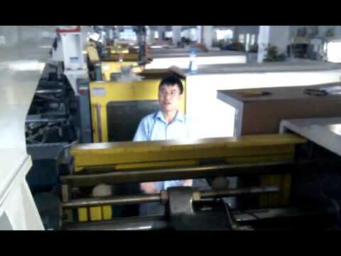 Welltec+Topstar+Injection Molding+Robot+In mold  sliding takeout+automation