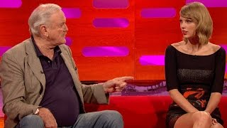 John Cleese and Taylor Swift compare their cats - The Graham Norton Show: Series 16 - BBC One