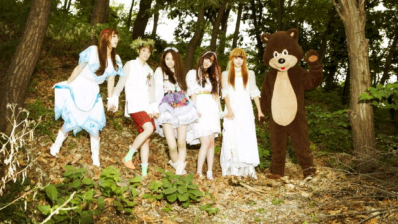 [FULL ALBUM] f(x) - Electric Shock (2nd Mini Album) [HQ ... F(x) Electric Shock
