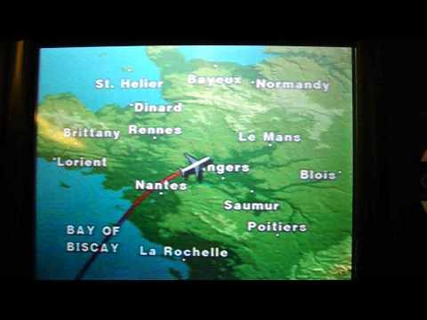 Tela Individual Vôo KLM, Flight Tracking