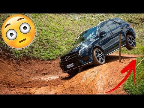 O Mercedes de R$ 500 mil foi pro BURACO!