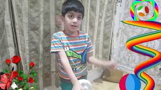 Brothers playing with baby sister funny video  for kids and children's fun❤❤❤💖