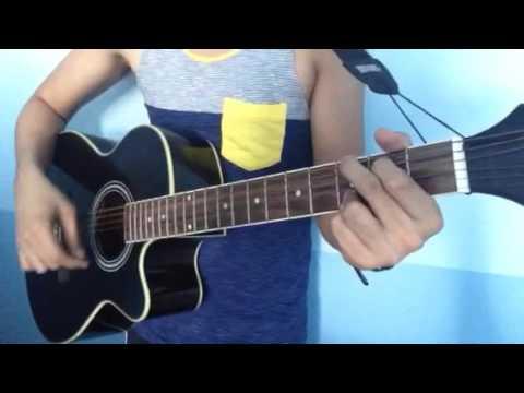 "Pag-ibig ""Dangwa"" Themesong (Spongecola) cover by FrancisFaustino ~ Chords Tutorial"