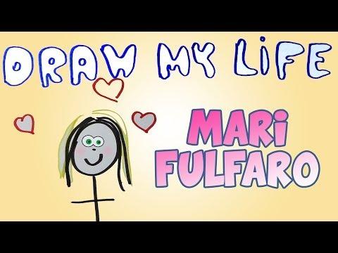 Draw my life - Mari Fulfaro, Manual do Mundo (comemoração pelos 2 milhões de inscritos!)