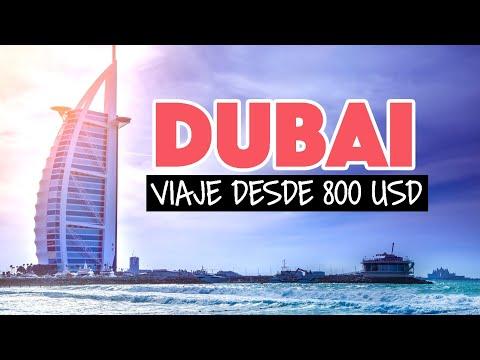 ¿Cuánto cuesta viajar a Dubai?