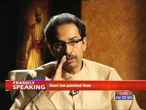 Frankly Speaking with Uddhav Thackeray (The Full Interview)