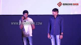 GVPRAKASH, SATHISH And SOORI Funny Speech in SEMA Audio Launch