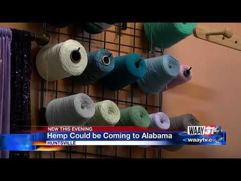 Farm Bill Could Allow Hemp Crops in Alabama