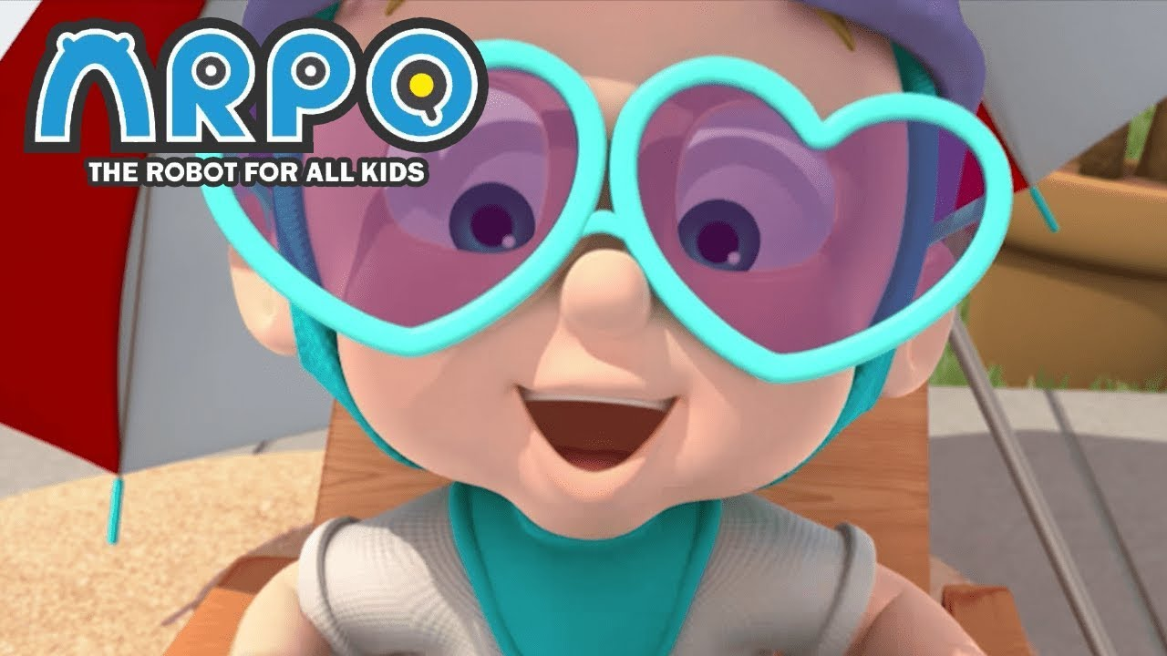 ARPO The Robot For All Kids - Your Wish is my Command | Full Episode | Cartoon for Kids