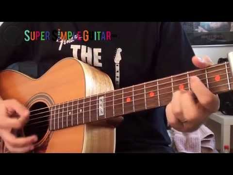 The Vamps Hurricane guitar lesson tutorial...