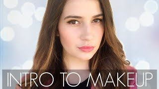 How To Put On Makeup for Beginners!