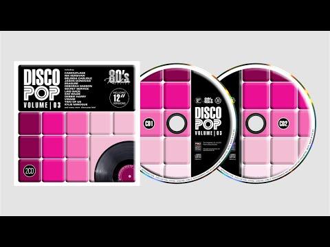 80's Revolution - DISCO POP Volume 3 (2CD) PROMO