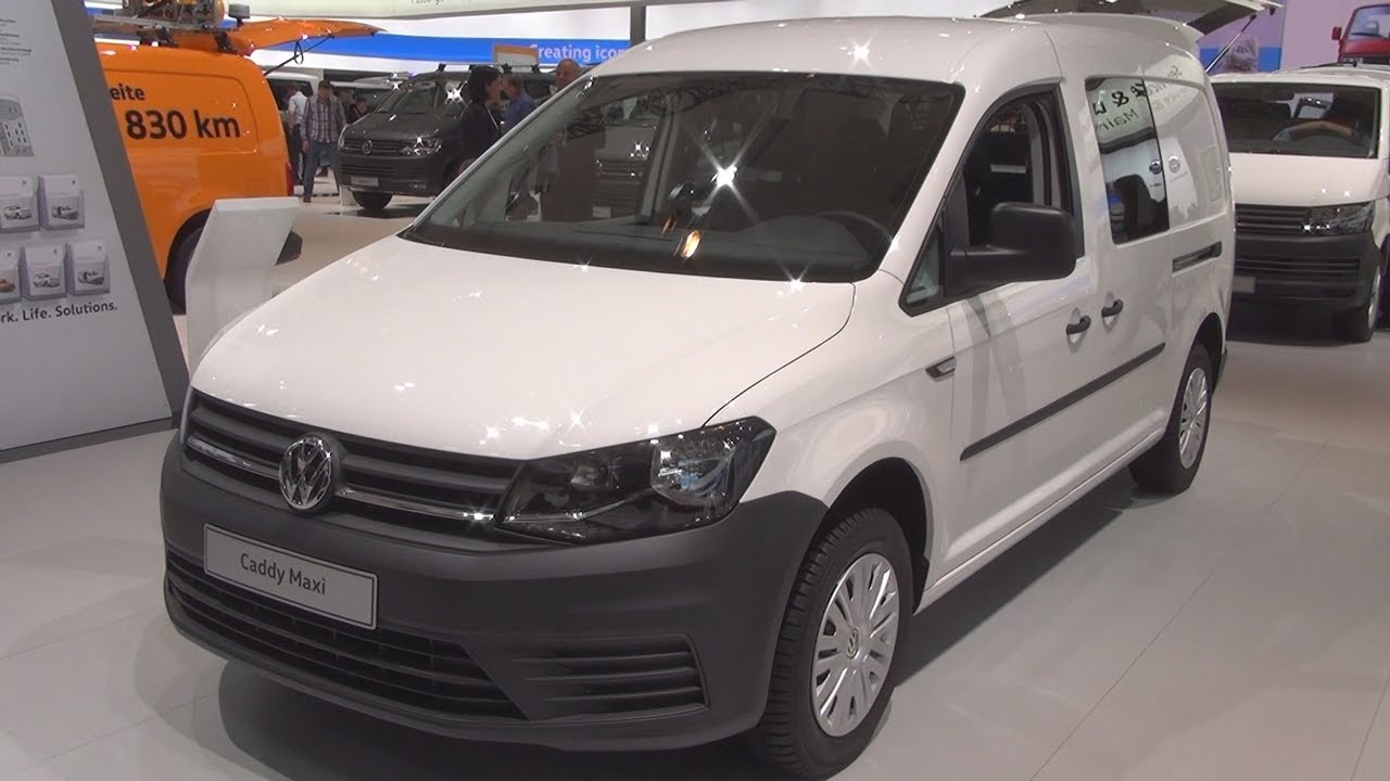 volkswagen caddy maxi life combi longer wheelbase 2017. Black Bedroom Furniture Sets. Home Design Ideas