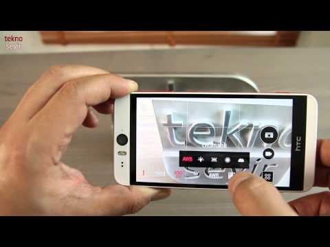 HTC Desire Eye incelemesi